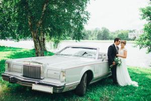 Свадебные фото Lincoln